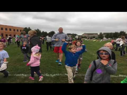 Southbury Elementary Fun Run 2016