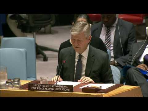 ONU. Mensonges éhontés du délégué de Kabila au conseil de sécurité