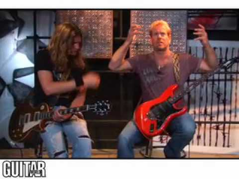 Night Ranger - Guitar Lesson