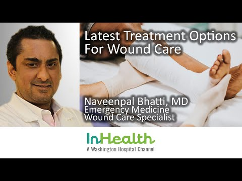 Latest Treatment Options For Wound Care