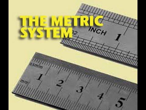 The Metric System -ETCG1