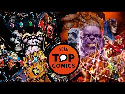 Diferencias entre comic y película Infinity War