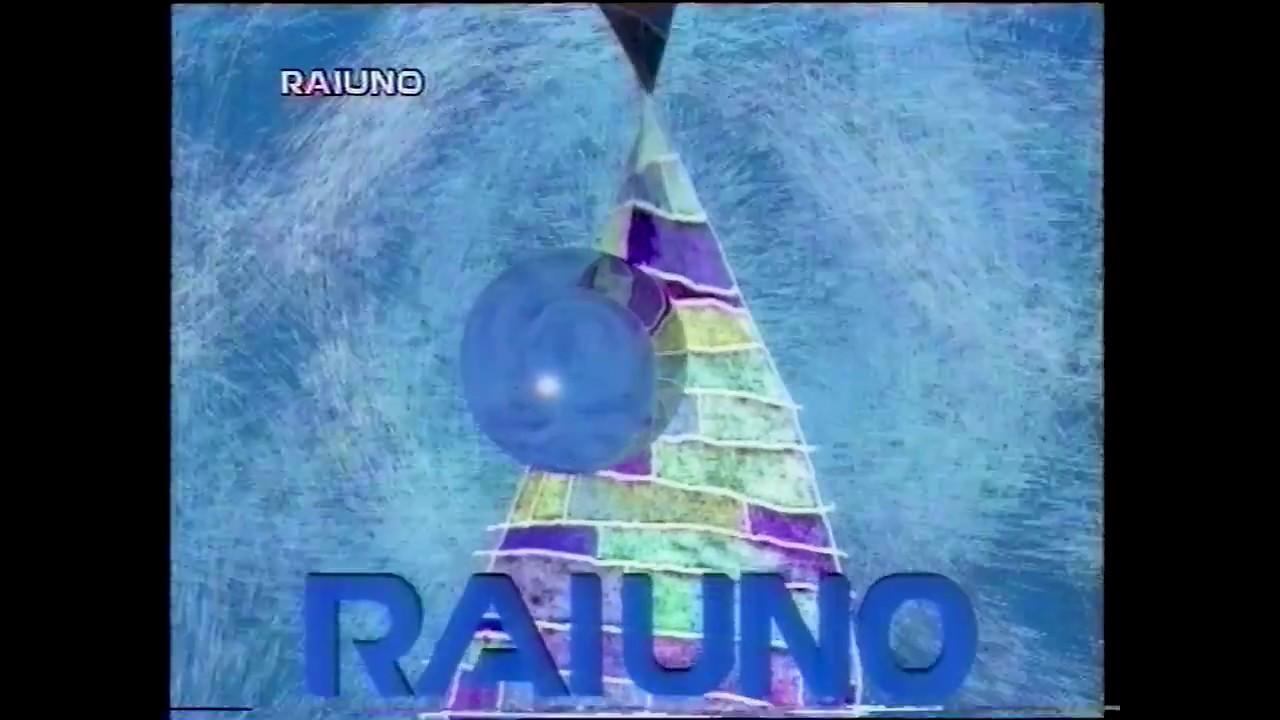 RaiUno - Bumper del Dicembre 1995 (HD) - YouTube