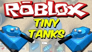 ROBLOX - Tiny Tanks [Xbox One Edition]