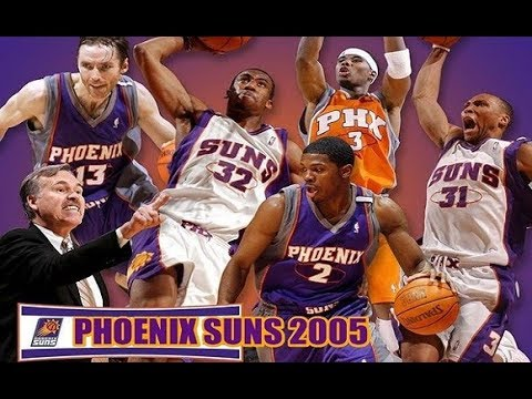Phoenix Suns 2005. Где они сейчас?