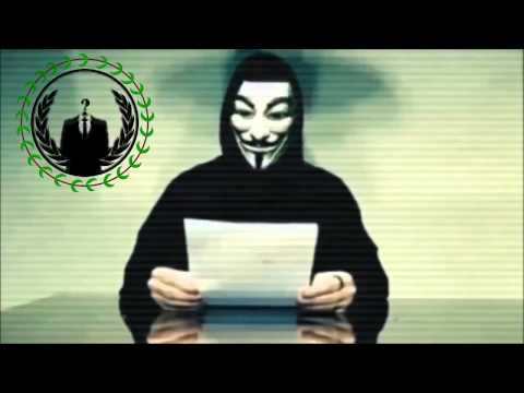 Anonymous Call to march in the capital of Belize, Belmopan.