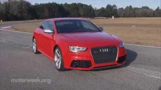 Road Test: 2013 Audi RS 5
