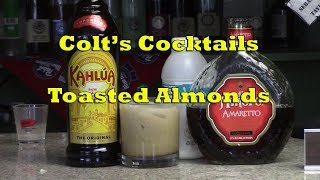 Colt's Cocktails - Toasted Almonds