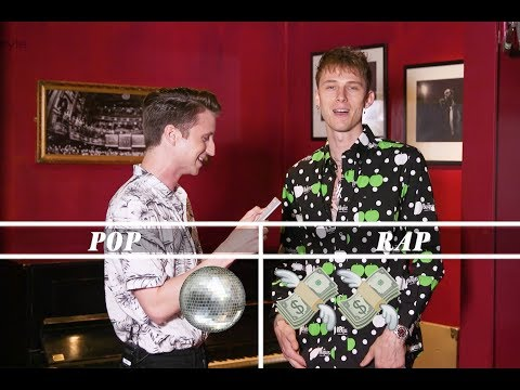 Machine Gun Kelly Doesn't Know His Rap Lyrics | Joshington Hosts