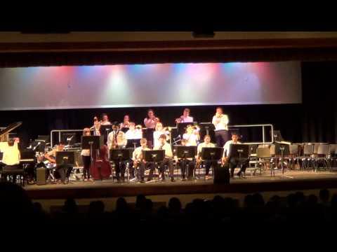 Jingle Bell Boogie Jazz Band II TJHS
