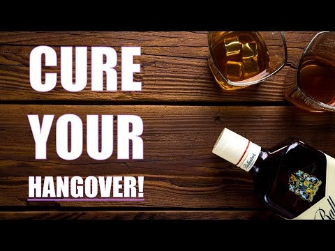 10 Best Hangover Cures!