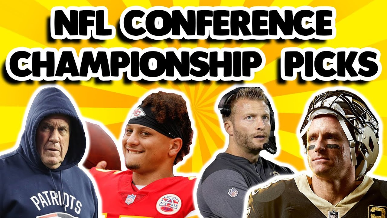 NFL Conference Championship Picks Against The Spread