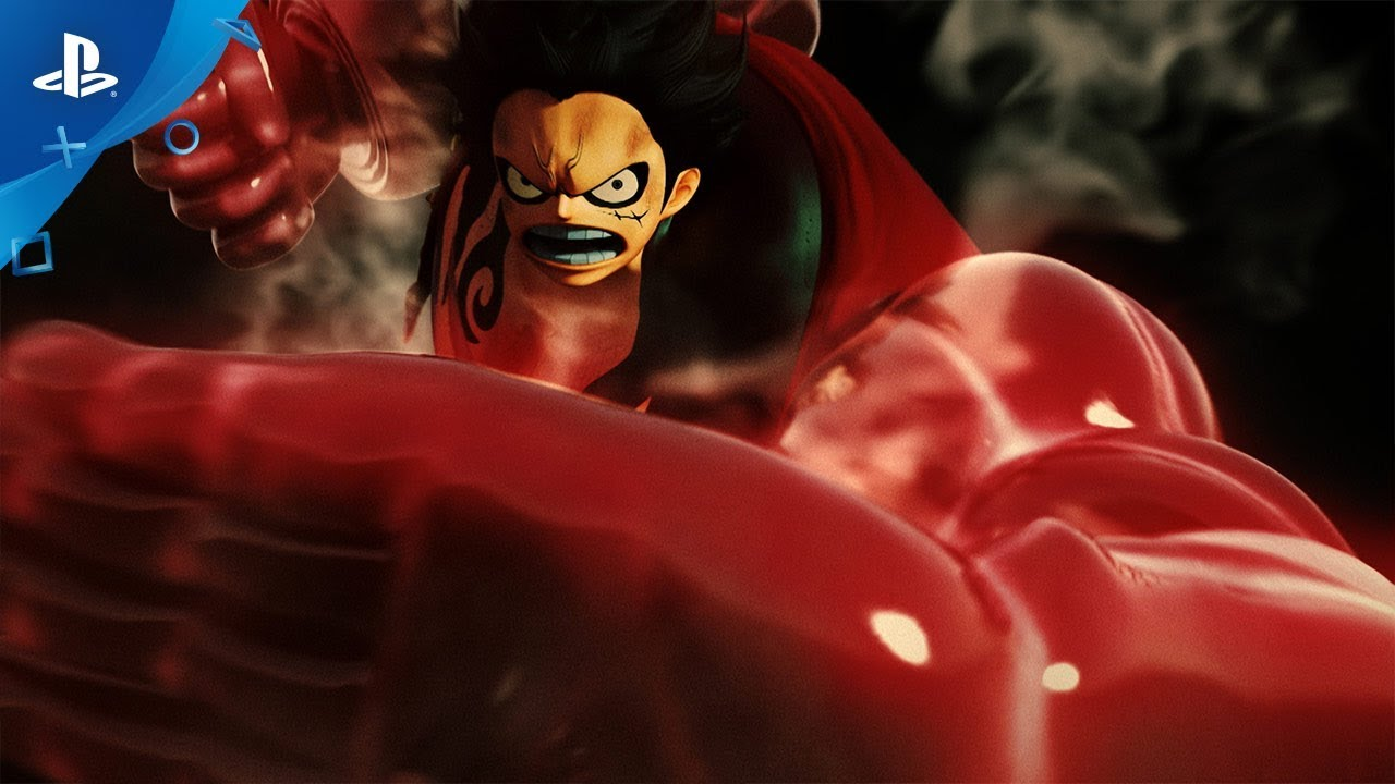 One Piece: Pirate Warriors 4 - Announcement Trailer | PS4