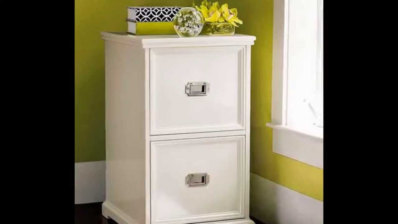 Ikea Schrank Weiß Hochglanz ~ IKEA file cabinet by optea referencement com  YouTube