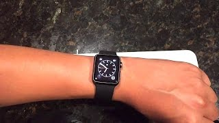 Apple Watch Sport 38mm: Experience Review 6.23.15