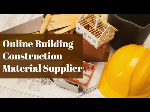 Online Building Construction Material Supplier | Easynirman