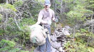 Condor 3 day assault pack- Torture test in Adirondacks