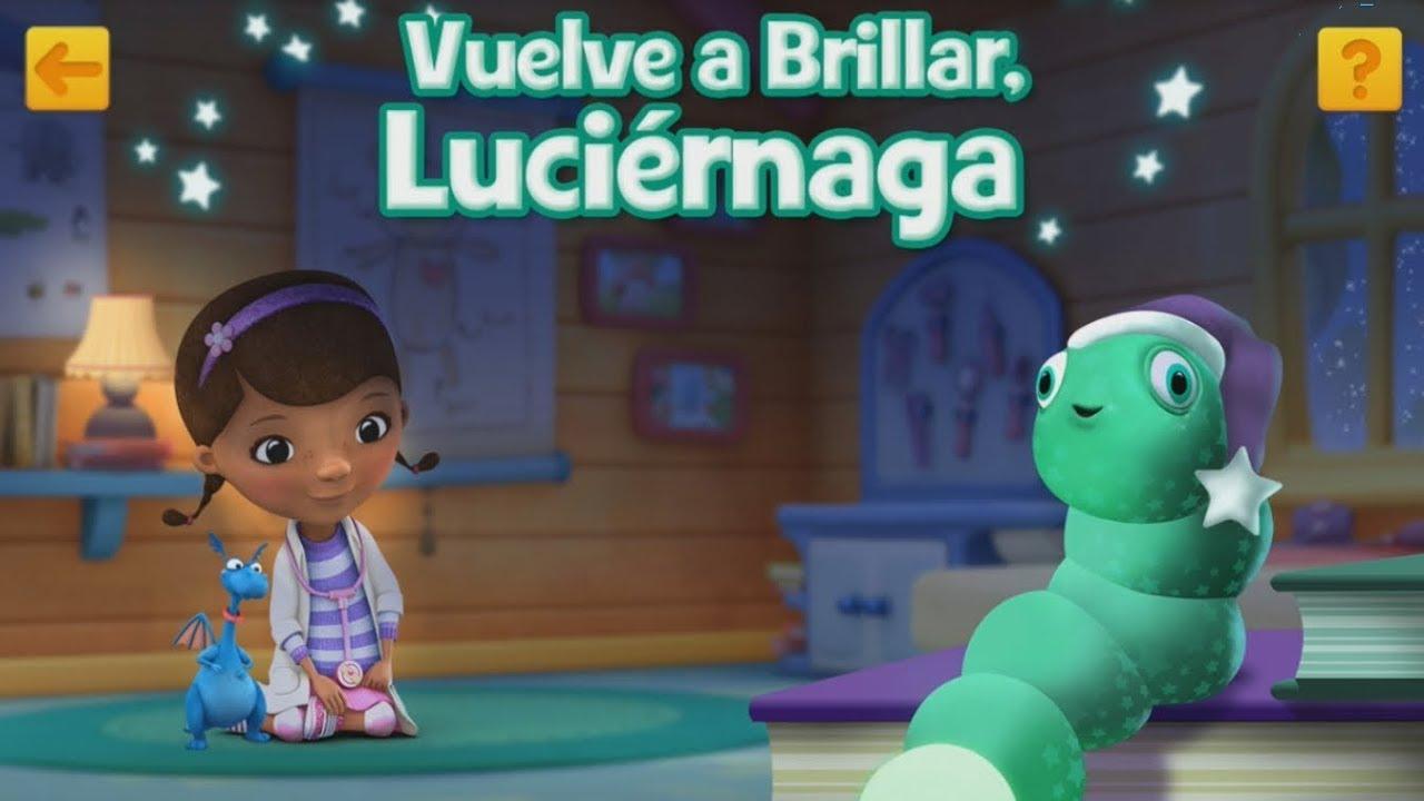Doctora Juguetes Vuelve A Brillar Luciérnaga Aqui Para Ayuidar Disney Junior Play Youtube