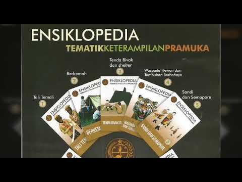 Ensiklopedia Tematik Keterampilan Pramuka-BUKUPEDIA Publishing by:081214635025-085707718699(Julius S