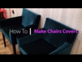 Recover Dining Room Chair (Pinterest Find | IKEA Hack)