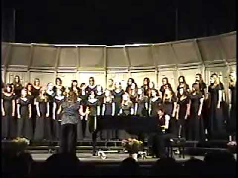 SFHS Bel Canto Choir Concert - Getting Used to Heavens