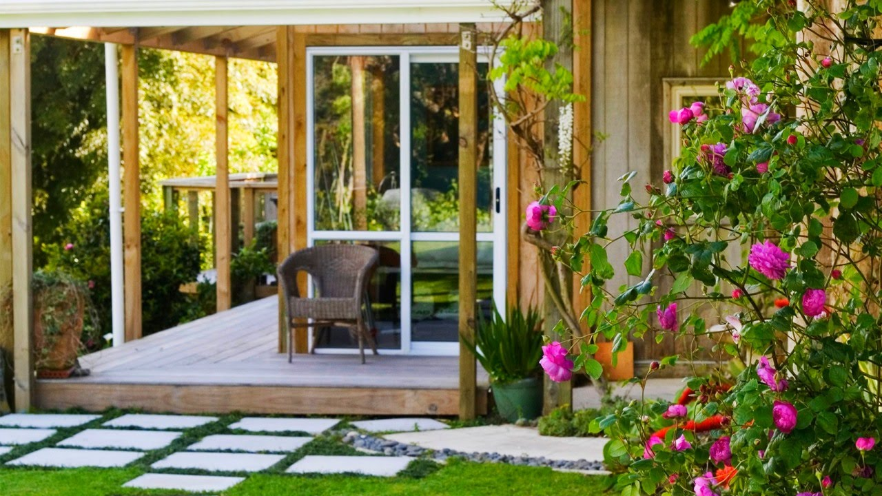 Small homes and small gardens marvelous ideas youtube for Small home garden