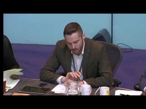 Mayor's Question Time - 20/02/2017