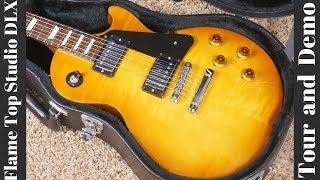 2013 Gibson Les Paul Studio Deluxe II Demo   Great Player!