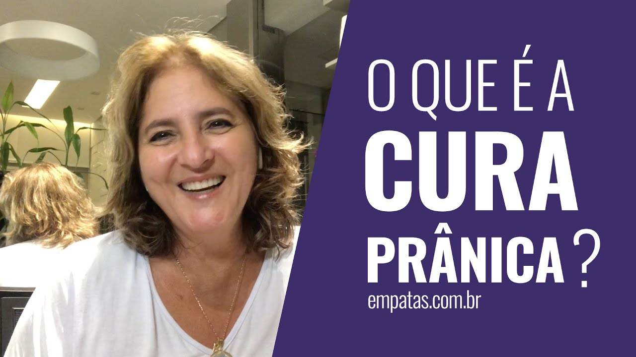 O que é a cura prânica?