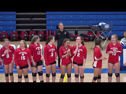 GCS Middle School Volleyball Championship 2017