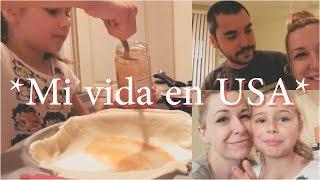 La rubia nos prepara la cena! (02/04/15) | Vlogs diarios