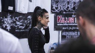 Killer Ink Tattoo at Milano Tattoo Convention 2017