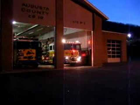 AUGUSTA COUNTY FIRE DEPARTMENT