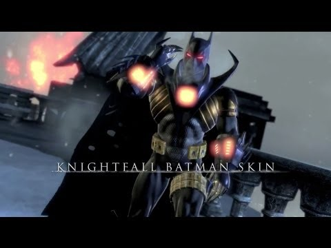 Batman: Arkham Origins - PS3 Knightfall Pack Trailer