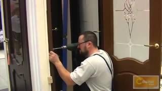 Установка межкомнатных дверей(Перед тем как самостоятельно устанавливать дверь необходимо отторцевать стоевые двери. Зазор между полом..., 2014-06-02T17:50:10.000Z)