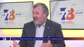 Yvelines | Quelle participation des députés yvelinois dans l'hémicycle ?