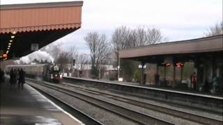 5043 'Earl of Mount Edgcumbe' on The First Moor Street Express (11/12/10) Thumbnail