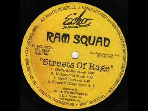 Ram Squad - Freak Tonite