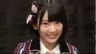 HKT48宮脇咲良ピカチュウものまね.