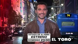 Llega Estado de Alarma Night Show, el nuevo programa de Javier Negre en El Toro TV