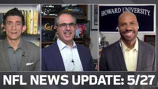 4th & 15 Rule Update, 3rd Year QBs to Watch Out For & More | NFL News Update 5/27