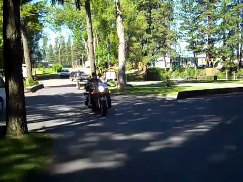 ROCKY MOUNTAIN HI RV PARK & CAMPGROUND Kalispell, MT.mp4