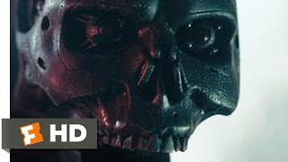 Terminator Salvation (9/10) Movie CLIP - Who Are You? (2009) HD