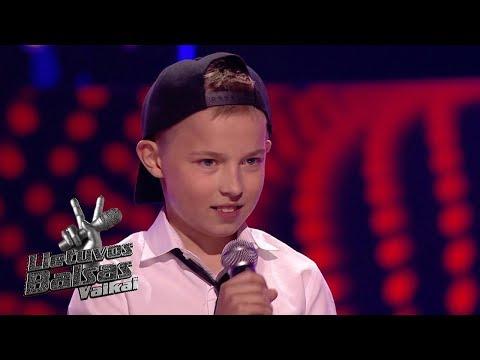 Kristupas Kerulis - Billionaire | Aklosios perklausos | Lietuvos Balsas. Vaikai S01