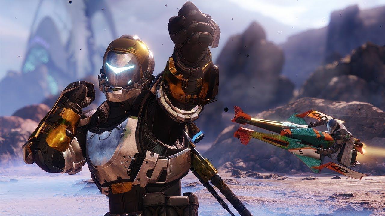 Destiny 2 ➤ Прохождение #18 ➤ ЕМЗ ➤ Очарование старого мира