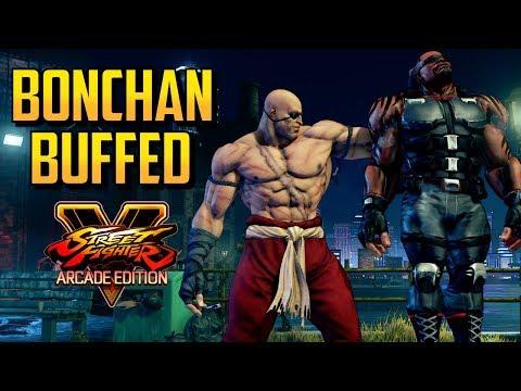 SFV ▰ Bonchan Tries Improved Season 4 Sagat  【Street Fighter V】