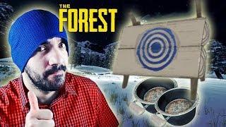 TORNEO DE TIRO CON ARCO Y LA MULTIPLICACIÓN DE OLLAS ⭐️ The Forest #21 | iTownGamePlay