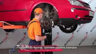 Vzdrževanje Ford Granada GGTL - video priročniki