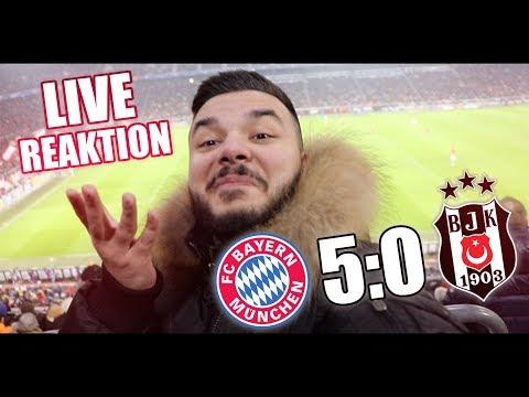 CanBroke   FC Bayern - Besiktas 5:0   Live Reaktion aus dem Stadion