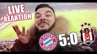 CanBroke | FC Bayern - Besiktas 5:0 | Live Reaktion aus dem Stadion
